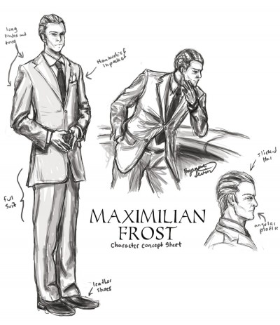Maximillion Frost Concept