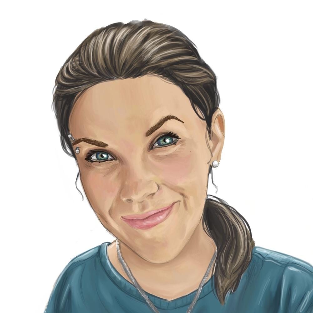 Ryanne Levin Portrait