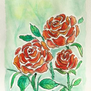 ryanne-levin-abstract-roses-6x8