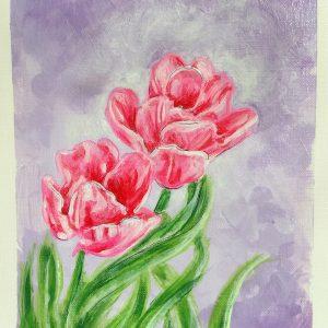 ryanne-levin-acrylic-tulips
