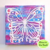 Day glow butterfly ryanne levin