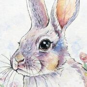 sunset-rabbit-watercolor-closeup_ryanne-levin-art2