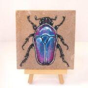 flower-beetle-on-sandstone-ryanne-levin-art